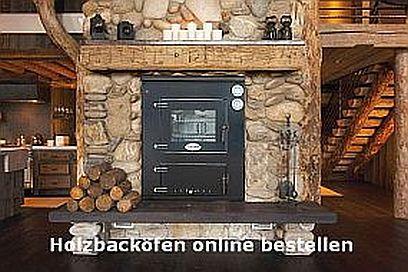 Holzbacköfen einfach und bequem im Shop bestellen