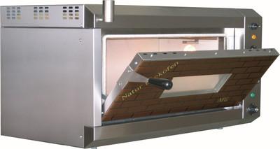 Brotbackofen NBO 2 Elektro-Steinbackofen Wärmespeicher-Backofen