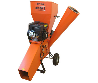 ATIKA GHB 760 A 4-Takt Benzinmotor Gartenhäcksler