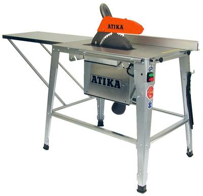 Tischkreissäge Atika HT 315, 3,3 kW 400 V Baukreissäge
