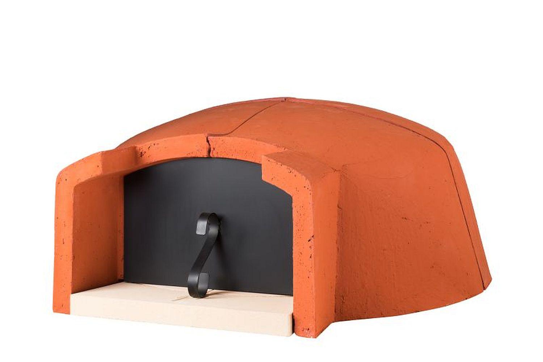 Valoriani Pizzaofen Steinbackofen Holzbackofen Bausatz aus der FVR Modellreihe original aus Italien