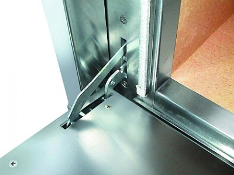 Brotbackofen NBO 2/2 Elektro-Steinbackofen Wärmespeicher-Backofen