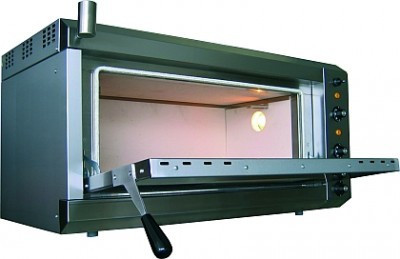 Brotbackofen NBO 4 Elektro-Steinbackofen Wärmespeicher-Backofen