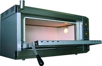 Brotbackofen NBO 6 Elektro-Steinbackofen Wärmespeicher-Backofen