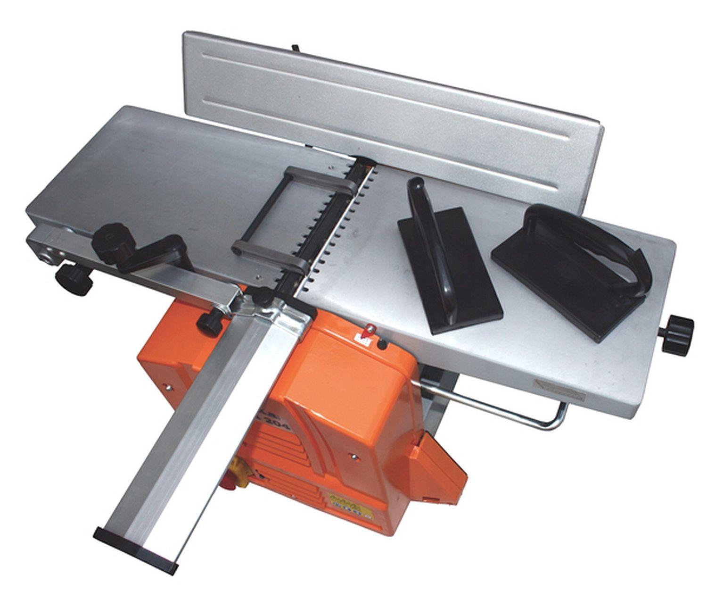 Abrichthobel Dickenhobel Atika ADH 204 kompakte und preiswerte Hobelmaschine zur Holzbearbeitung
