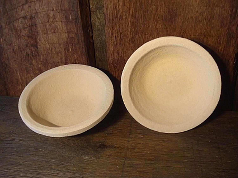 Gärkorb Gärkörbchen Simperl aus Holzschlif rund für 0,5 kg Brote glatt