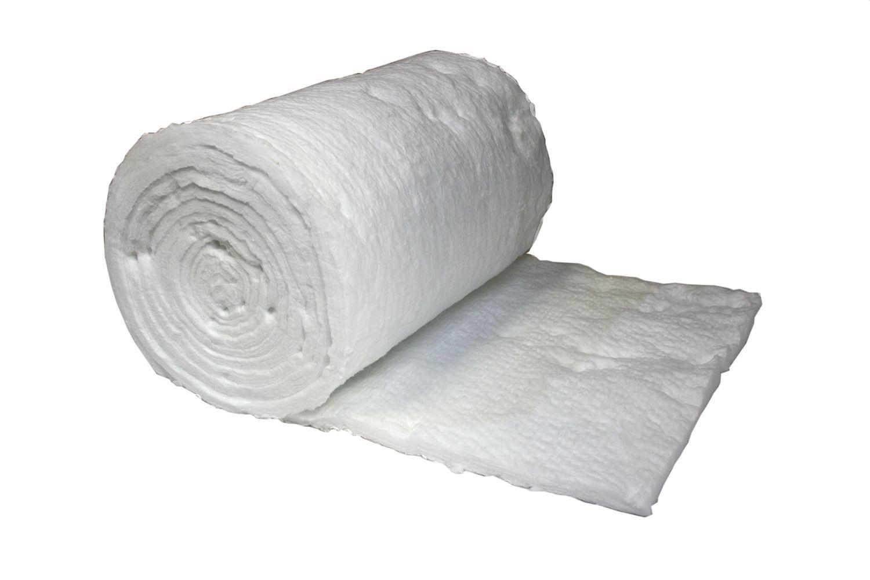 Hitzefeste Keramikfaser Isolierung für Holzbacköfen, Steinbacköfen und Pizzaöfen, Rollenware