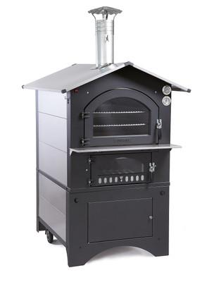 Holzbackofen / Pizzaofen Fontana Maxi Gusto 100x65