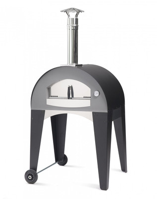 Pizzaofen Holzbackofen Capri 70x50