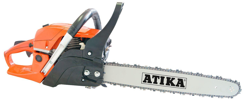 Kettensäge / Motorsäge Atika BKS 45-2 mit Zweitakt Benzinmotor