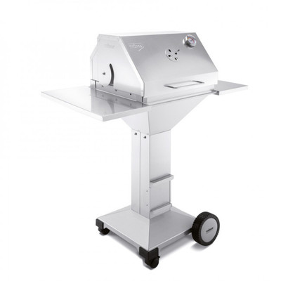 Thüros T3 BBQ Station TKE 42 BBQS Barbecue-Holzkohle-Grill