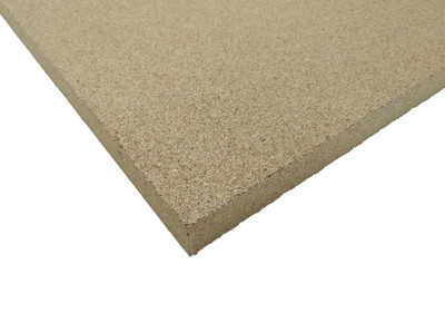 Vermiculite Platten Boden-Isolierung für Holzbacköfen, Steinbacköfen und Pizzaöfen