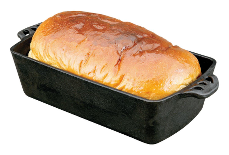 Brotbackform Backform Brotform Gusseisen Camp Chef Bread Pan für köstliches Kastenbrot