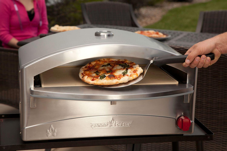 Pizza-Set Italia von Camp Chef das 4-tlg Set ist das perfekte Werkzeug für Pizza-Bäcker