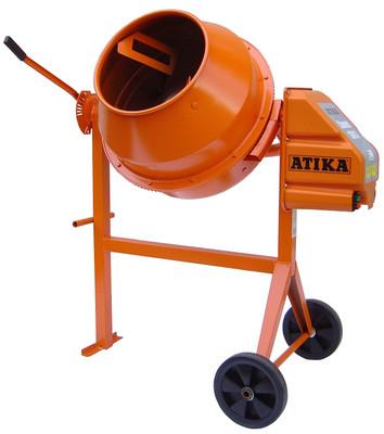 Betonmischer Mischer ATIKA Comet 130 S 230 V mit Schwenkhebel