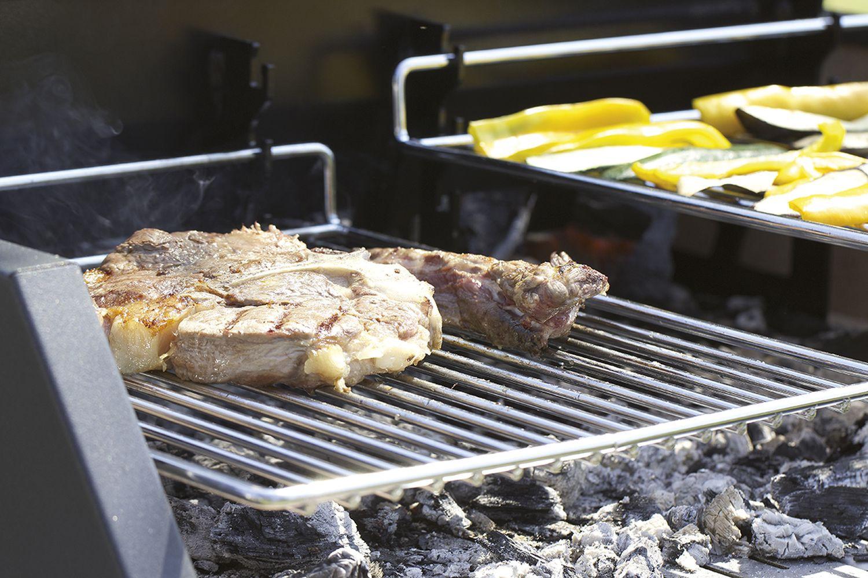 Einbaugrill Fontana Egeo 80 ideal für Ihre Aussenküche / Outdoor-Küche