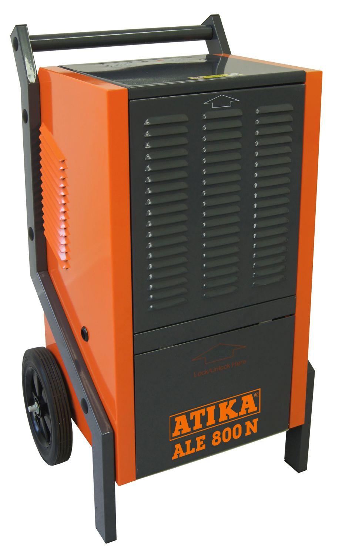 Luftentfeuchter Bautrockner Atika ALE 800 N für Raumflächen bis 120 qm