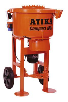 ATIKA COMPACT 100 Tellerzwangsmischer