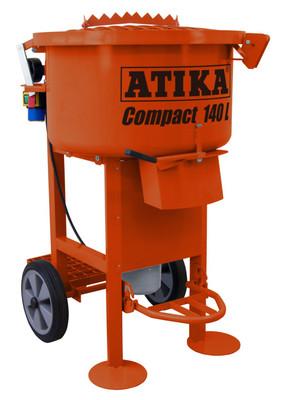 ATIKA COMPACT 140 Tellerzwangsmischer