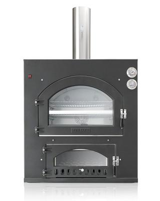 Fontana INC QV Maxi 100x65 Einbau-Holzbackofen Pizzaofen