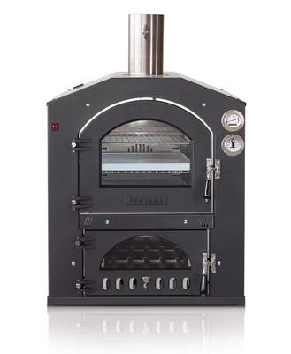 Fontana INC V 80x54 Einbau-Holzbackofen Pizzaofen
