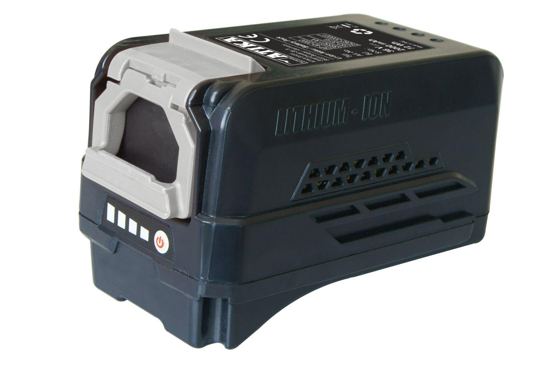 ATIKA AKKU AP 40-2000 leistungsstarker 36 Volt Akku mit einer Ladekapazität von 2,0 A/ 72 Wh
