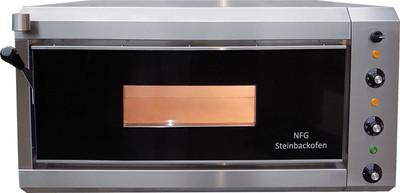 NBO 4 TOP Brotbackofen | Elektro-Steinbackofen | Wärmespeicher-Backofen
