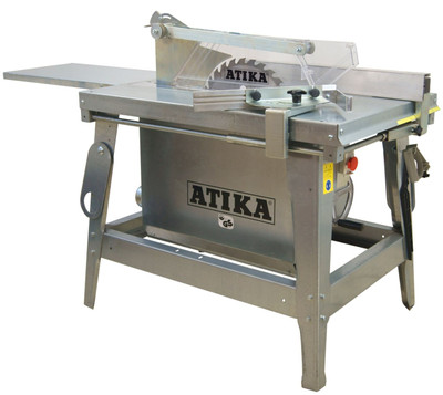 ATIKA Baukreissäge BTH 450 5,0 kW 400 V3~ Drehstrom