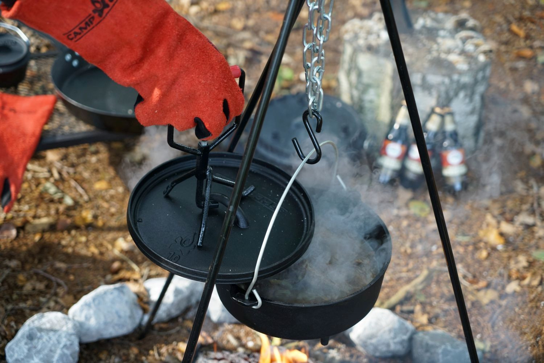 Camp Chef Dutch Oven Deckelheber Deluxe 9