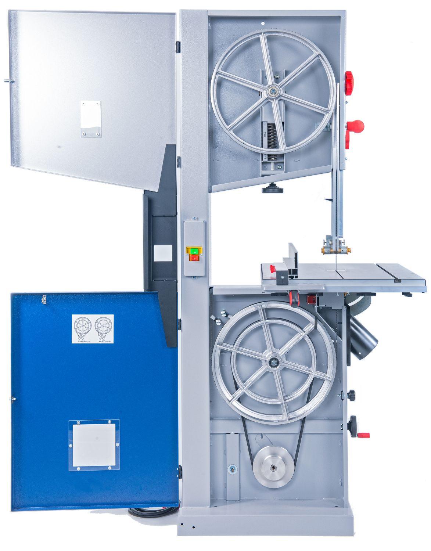 Elektra Beckum Bandsäge BAS1544W 400 V stabile Konstruktion für den Dauereinsatz geeignet